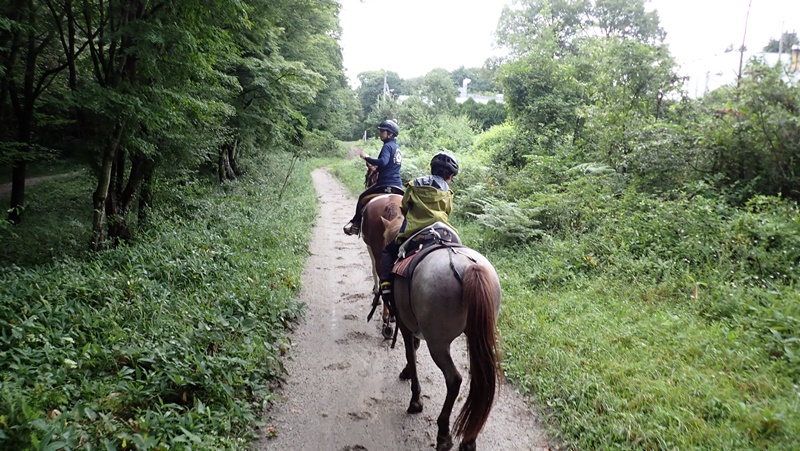 リゾナーレ八ヶ岳 乗馬体験