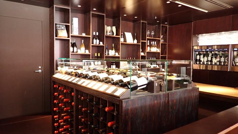 リゾナーレ八ヶ岳 ワインハウス