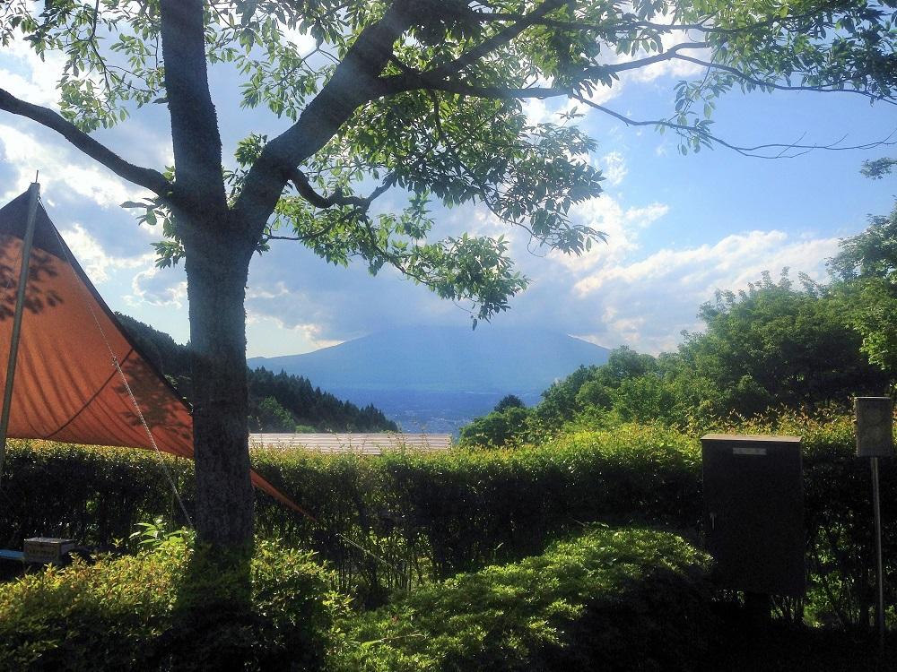 乙女森林公園第2キャンプ場
