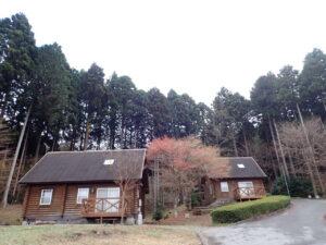 乙女森林公園第2キャンプ場トイレ