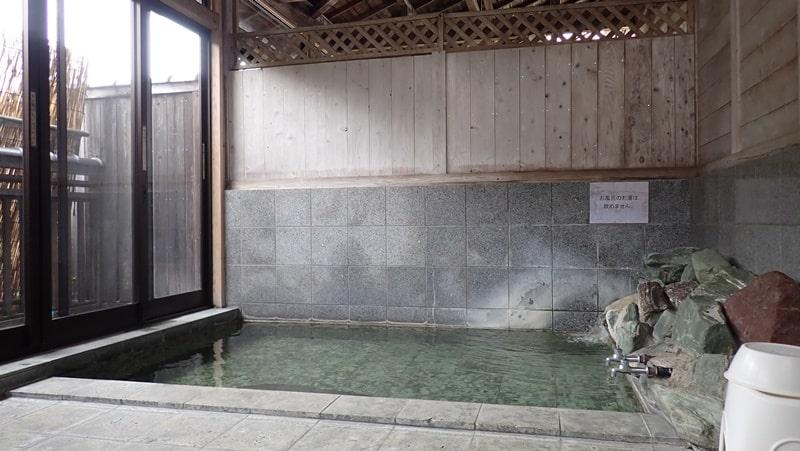 RECAMP勝浦の男女別浴場